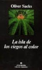 la isla de los ciegos al color oliver sacks 9788433905833