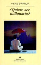 ¿Quién quiere ser millonario? (Compactos anagrama)