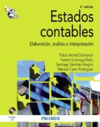 estados contables (4ª ed.)-pablo archel domench-9788436827033