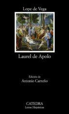 laurel de apolo-felix lope de vega-9788437623733