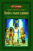 kenders, enanos y gnomos-margaret weis-tracy hickman-9788448004033