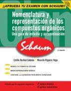 nomenclatura y representacion de los compuestos organicos emilio quiñoa cabana 9788448143633
