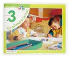 grafomotricitat: tres tambors quadern nº 3 (educacio infantil)-9788466111133