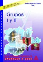 PERSONAL LABORAL DE LA COMUNIDAD AUTONOMA DE CASTILLA Y LEON. GRU POS I Y 2. TEST