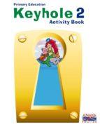 keyhole 2º primaria (activity book)-9788466798433