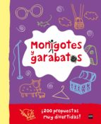 monigotes y garabatos: ¡200 propuestas muy divertidas!-robin wright-9788467524833