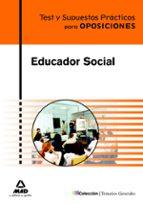 educador social. test y supuestos practicos 9788467618433