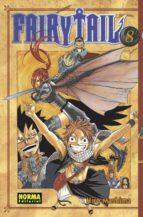 fairy tail nº 8 hiro mashima 9788467900033