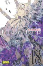 pandora hearts 18-jun mochizuki-9788467918533