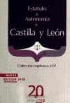 ESTATUTO DE AUTONOMIA DE CASTILLA Y LEON