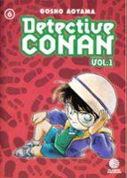 detective conan i nº 6 gosho aoyama 9788468470733