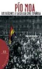los origenes de la guerra civil española-pio moa-9788474908633