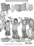 la pandilla 1. cuaderno de ejercicios (curso de español para niño s y niñas)-maria luisa hortelano ortega-9788477119333