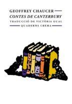 contes de canterbury geoffrey chaucer 9788477272533