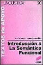 introduccion a la semantica funcional-salvador gutierrez ordoñez-9788477380733