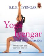 yoga iyengar: manual de iniciacion-gabriella cella al-chamali-9788479026233