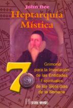 heptarquia mistica john dee 9788479104733