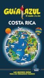 costa rica 2013 (guia azul)-9788480234733