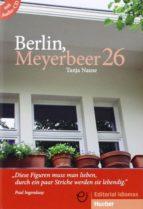 berlin, meyerbeer 26 (b1) incluye cd-tanja nause-9788481410433