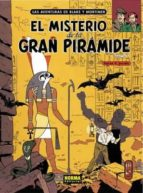 blake y mortimer: el misterio de la gran piramide 1 (2ª ed.)-e.p. jacobs-9788484310433