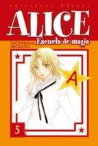 alice escuela de magia nº 5 tachibana higuchi 9788484499633