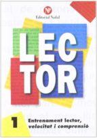 entrenament lector, velocitat i comprensió nº 1 lletra manuscrita 9788486545833