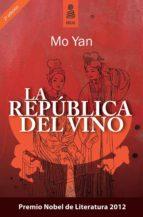 la republica del vino-mo yan-9788489624733
