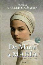 de maria a maria-maria vallejo nagera-9788490611333
