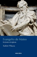 evangelio de mateo (ebook)-xabier pikaza ibarrondo-9788490733233