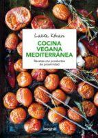 cocina vegana mediterranea laura kohan 9788491180333