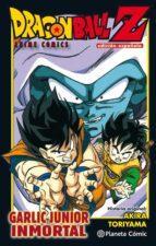 dragon ball z anime comic garlick junior inmortal-akira toriyama-9788491468233