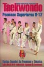 taekwondo: poomsae superiores 9-17-9788492484133