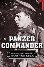 panzer comander hans von luck 9788492567133