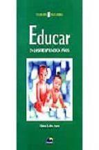 educar en los tres primeros años-elena lobo aleu-9788493184933