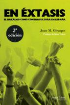 en extasis, el bacalao como contracultura en españa-joan m. oleaque-9788494668333