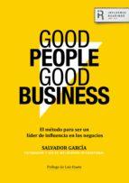 good people good business-salvador garcia-9788494767333