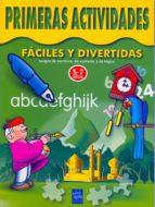 primeras actividades faciles y divertidas (libros grandes)-9788495991133