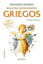 RELATOS MITOLÓGICOS GRIEGOS (EBOOK)
