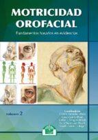 motricidad orofacial vol. 2 9788497276733