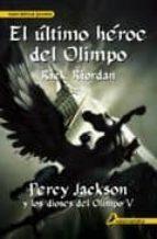 percy jackson 5 el ultimo heroe del olimpo-rick riordan-9788498383133