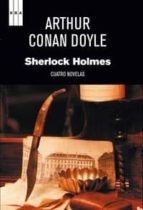 sherlock holmes: cuatro novelas-arthur conan doyle-9788498679533
