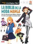 la biblia de la moda manga-christopher hart-9788498745733