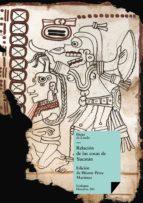 RELACIÓN DE LAS COSAS DE YUCATÁN (EBOOK)