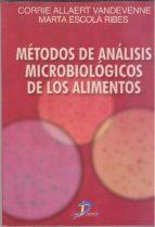 Métodos de análisis microbiológicos de los alimentos