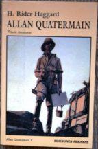 El libro de Allan quatermain. las aventuras de allan quatermain. volumen 2 autor H. RIDER HAGGARD PDF!