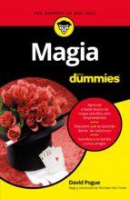 MAGIA PARA DUMMIES (EBOOK)