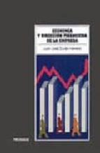 ECONOMIA Y DIRECCION FINANCIERA DE LA EMPRESA