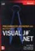 PROGRAMCION AVANZADA CON MICROSOFT VISUAL J#. NET