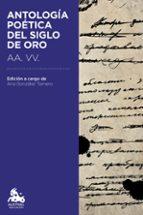 Antología Poética Del Siglo De Oro (Austral Educación)