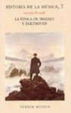 LA EPOCA DE MOZART Y BEETHOVEN (T.7)